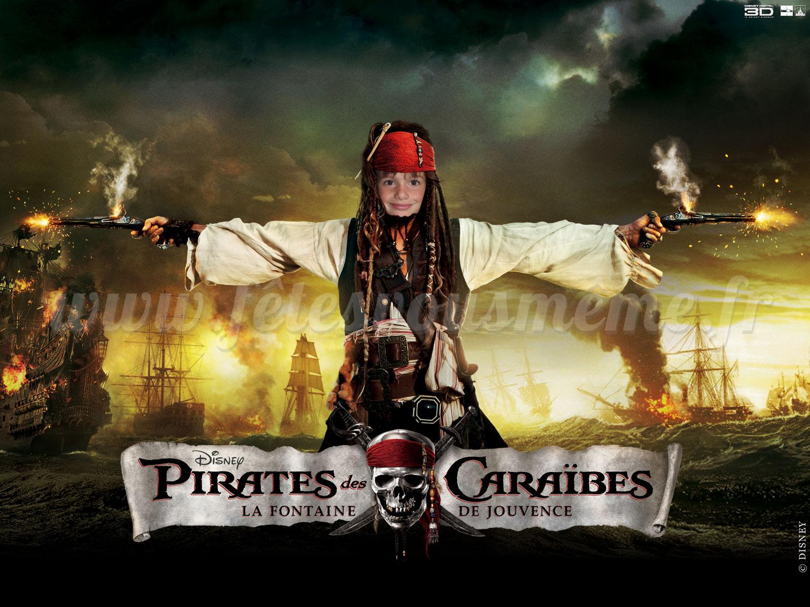 Photomontage Pirate Des Cara Bes F Tes Vous M Me