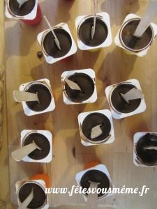 Bâtonnets Chocolat chaud - Remplissage - Fêtes vous même