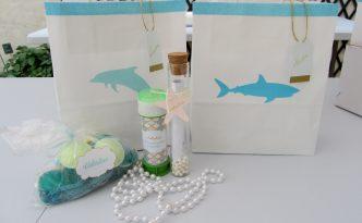 Cadeaux invités monde de la mer - Fêtes vous même