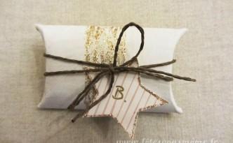 Boites cadeaux invités - effet naturel - Fêtes vous même