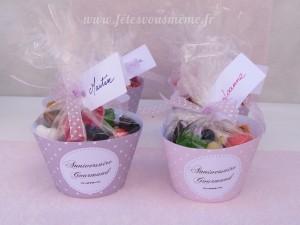Sachets bonbons - Cadeaux invités - Petite Pâtisserie