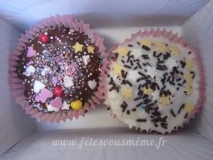 Cupcakes Petite Pâtisserie - Fêtes vous même