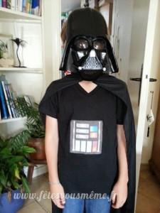 Ambiance Star Wars - Déguisement Dark Vador - Fêtes vous même