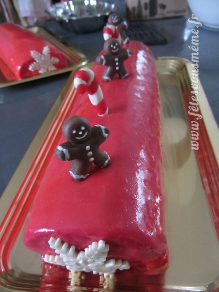 Bûche de Noël - Fêtes vous même 1