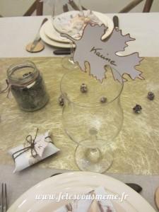 Table Noel 2