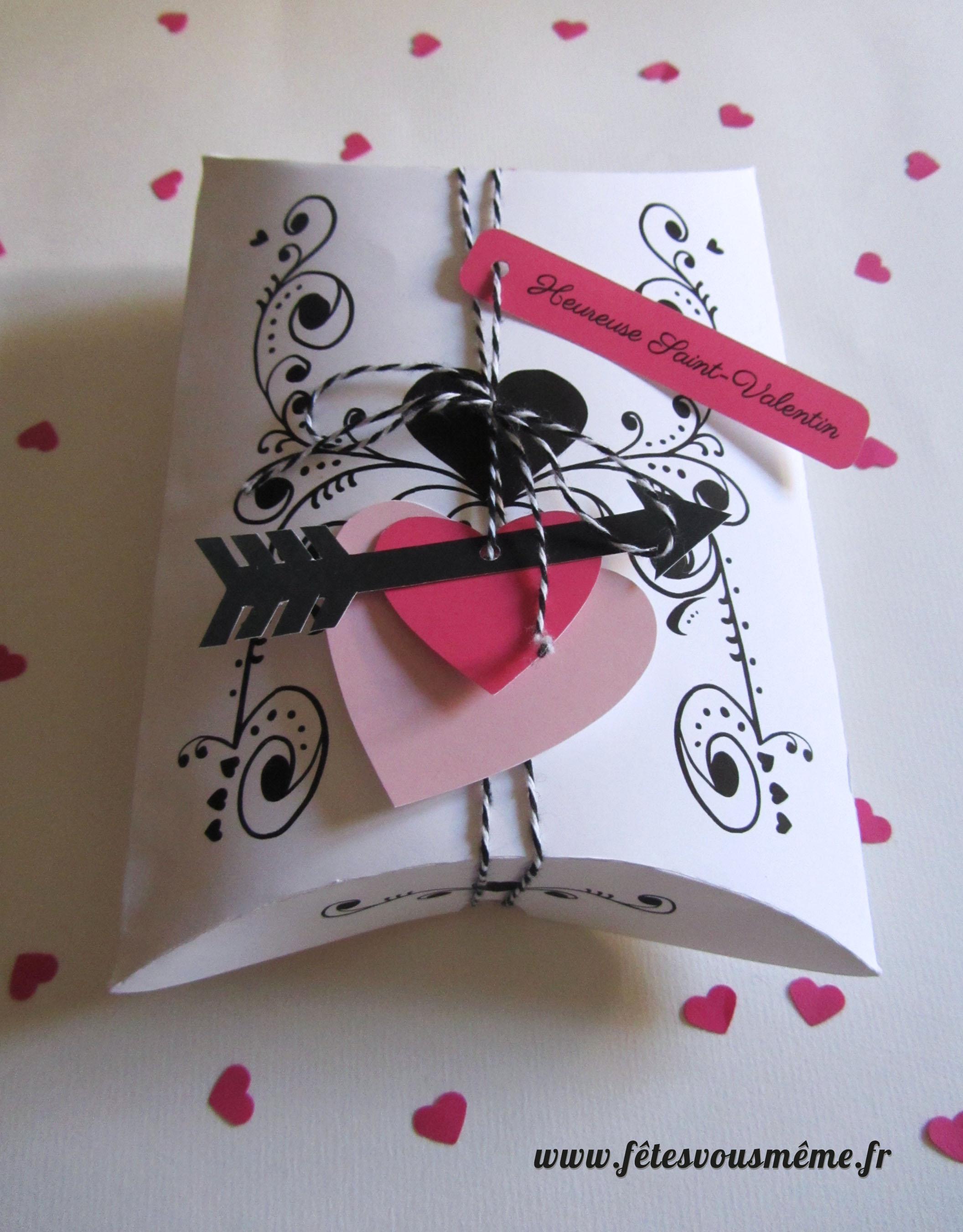 boites cadeaux st valentin r aliser et offrir f tes vous m me. Black Bedroom Furniture Sets. Home Design Ideas