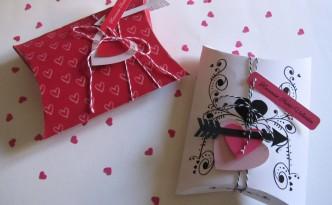 Boites cadeaux St Valentin - Fêtes vous même