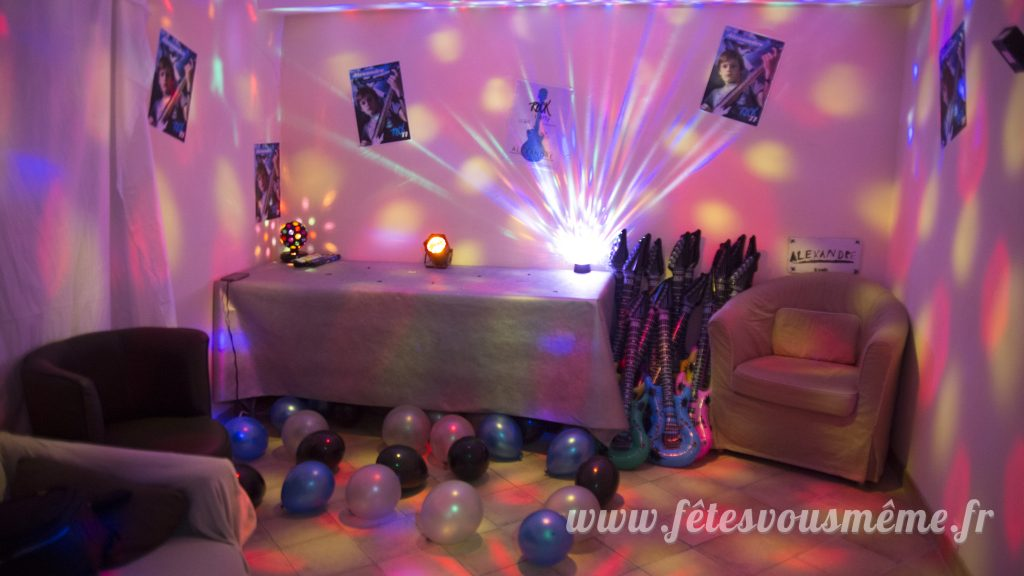 ambiance Rock Party