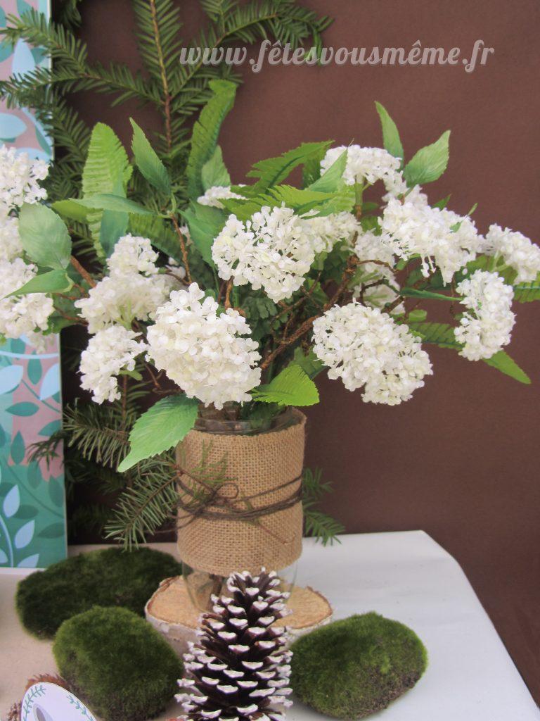 Décoration Thème Forêt - Déco Florale - Fêtes vous même