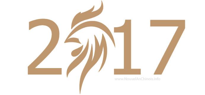 Nouvel An Chinois 2017 - Année du Coq - Fêtes vous même
