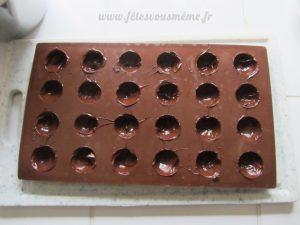 Bocal à chocolats Saint Valentin - étape 1 - Fêtes vous même