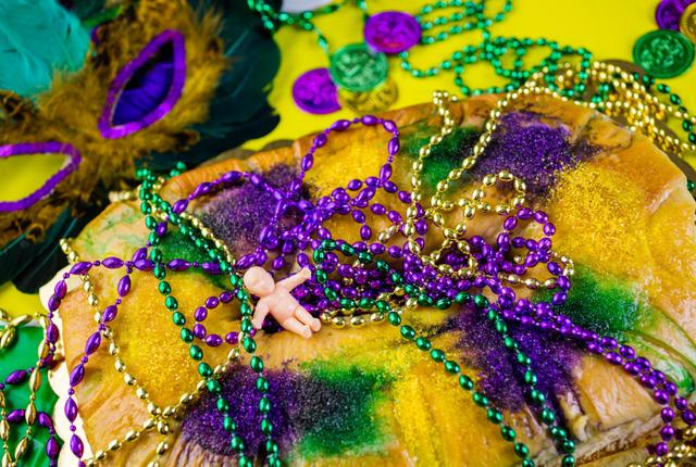 King Cake Mardi-Gras - Fêtes vous même