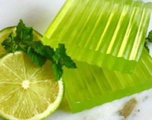 Savon fragrance Mojito 1 - Fêtes vous même