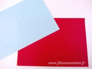Moulins à vent - Papiers colorés - Fêtes vous même