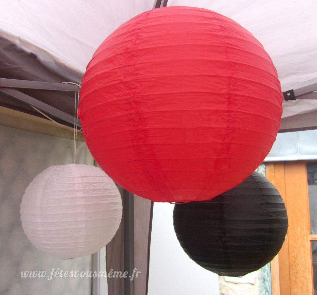 Déco Manga - lampe Japonaise - Fêtes vous même