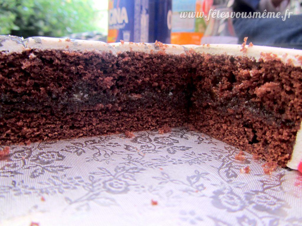 Gâteau Manga - centre - Fêtes vous même