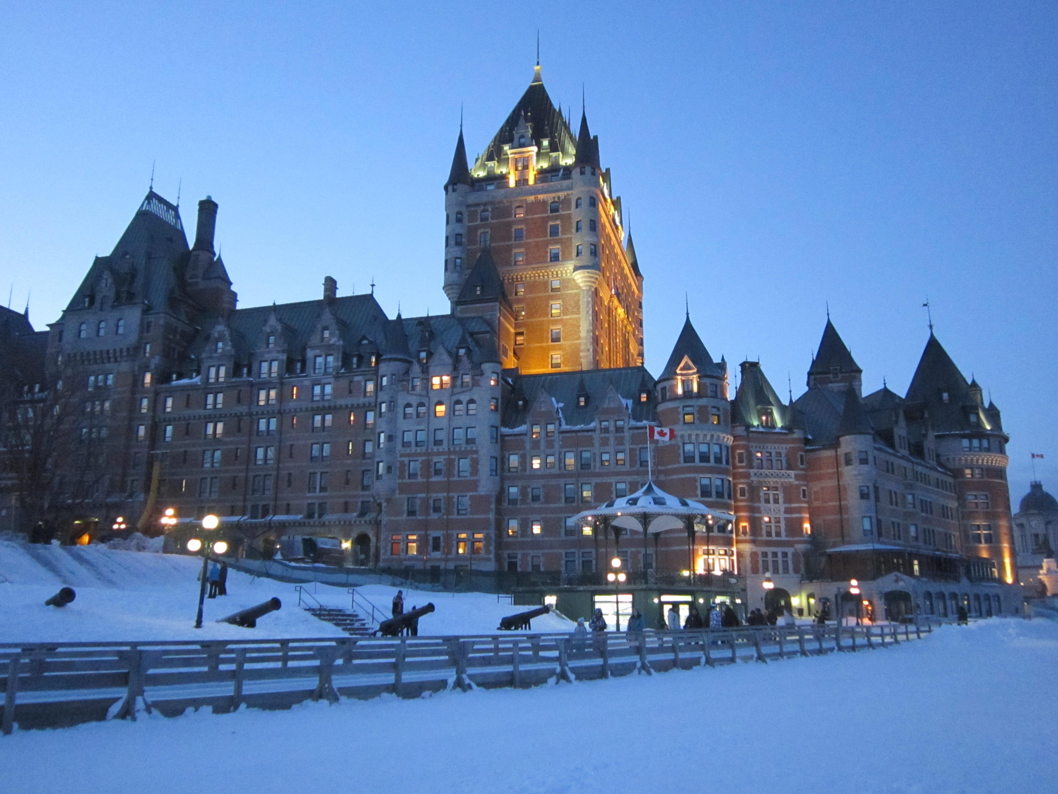 Thème Québec