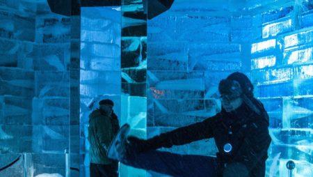 Carnaval de Québec, la fête de l'hiver