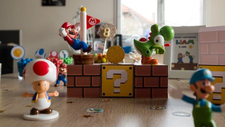 Module Mario Bros – «Briques et ?»
