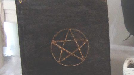 Grimoire de sorcière