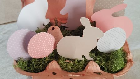 Boite à œufs – DIY de pâques