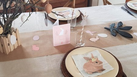 Table de Pâques – Pack festif